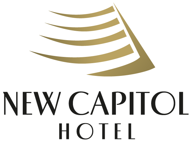 New Capitol Hotel - The dome of the Rock